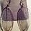 Thumbnail: Skeleton Leaf Earrings