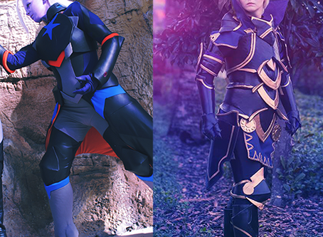 Beginners guide to Cosplay Armor | The many types of Armor