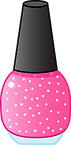 JWI_GirlsSpaParty_FingernailPolish(pink)