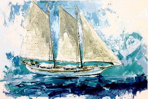 Untitled - Sailboat