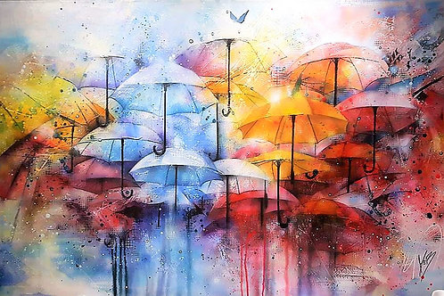 Parapluies by MeB