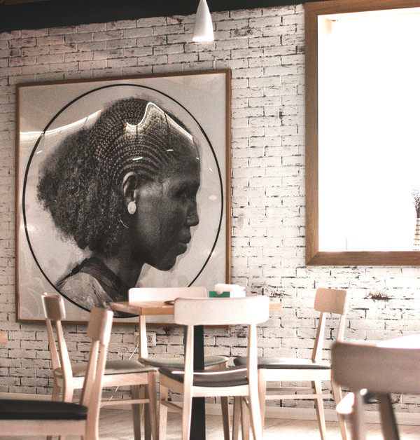 Art for Restaurant