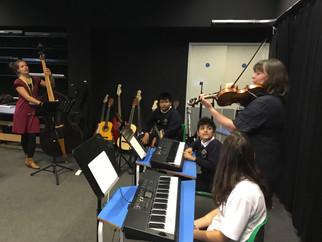 Belvue explore  Baroque music