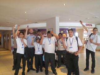 Work Experience at Premier Inn Heathrow.