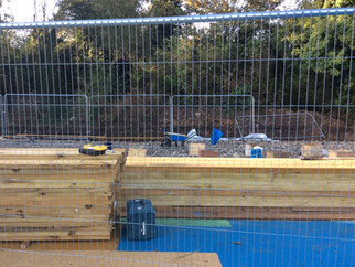 Progress on the Woodland Classroom