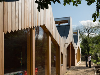 Hope for a Win for the Woodland Classroom