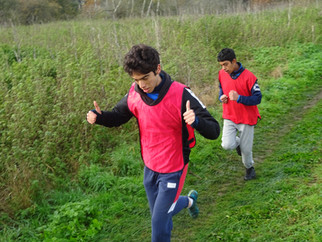 Cross Country gets Competitive