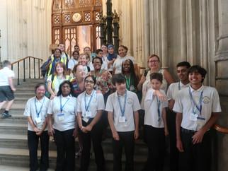 Making memories at Parliament
