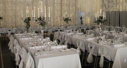 hall all set up