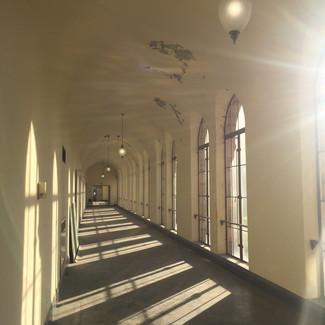Historic Main Corridor