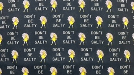 (PRE ORDER ONLY) Salty