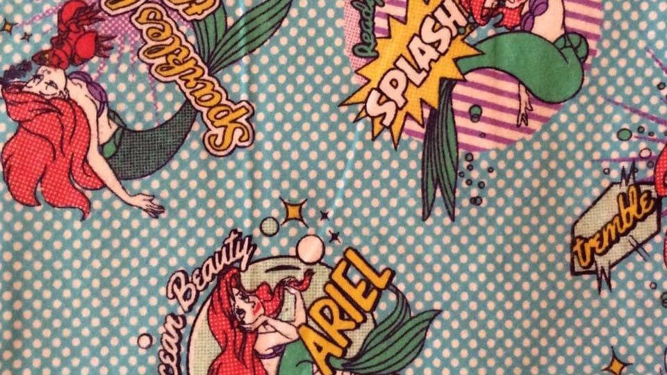 Ariel Comic (Flannel)