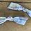 Thumbnail: Disneyland Sign Mini Hair Tie on Clip