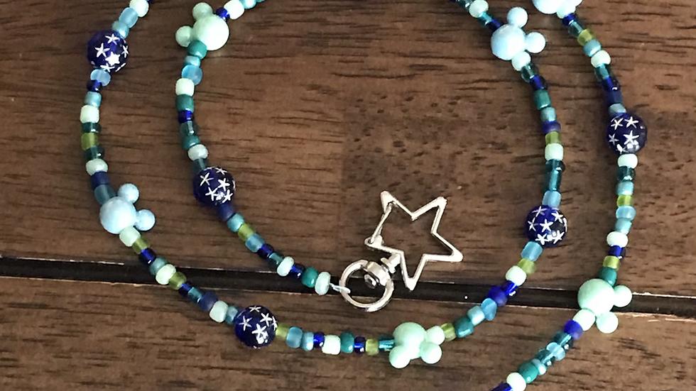 Sea Star Mask Chain
