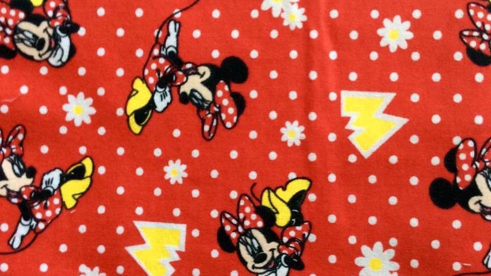 Red Minnie (Flannel)