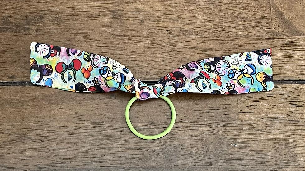 Colorful Headbands Hair Tie