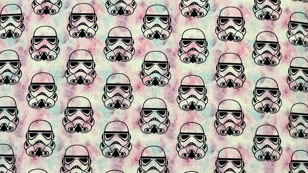 Storm Trooper Tie Dye