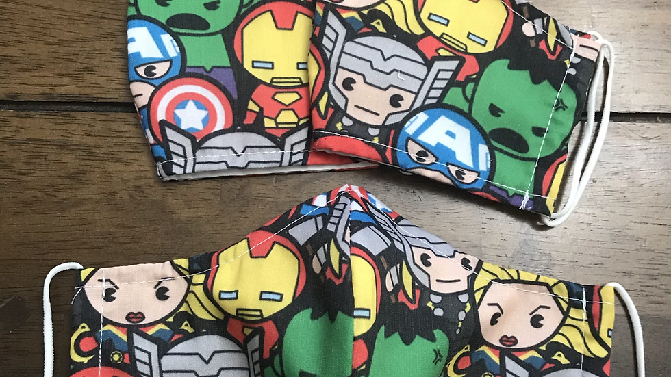 Marvel Minis