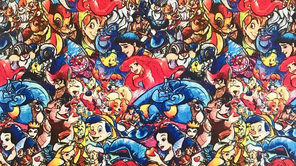 Disney Characters (Sketch)
