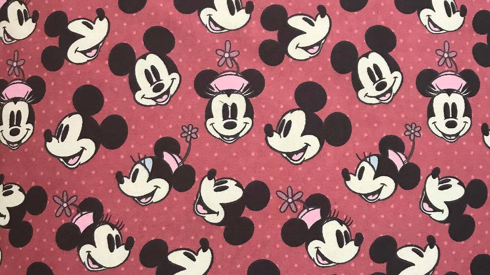 Mickey & Minnie (Flannel)
