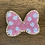 Thumbnail: Minnie Bow Glitter Varsity Patch