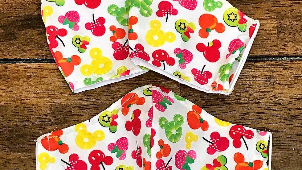 Hidden Mickey Fruit Pins
