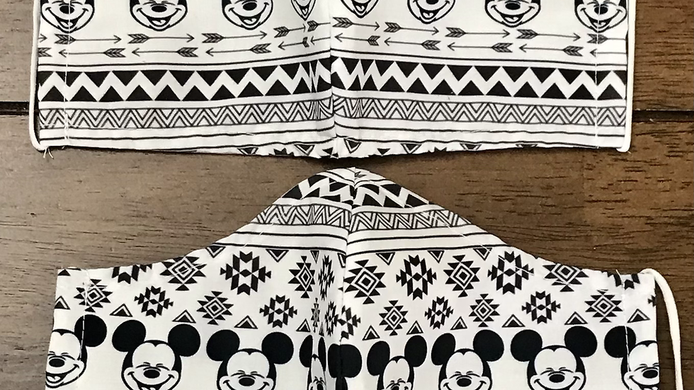 Mickey Mouse Tribal