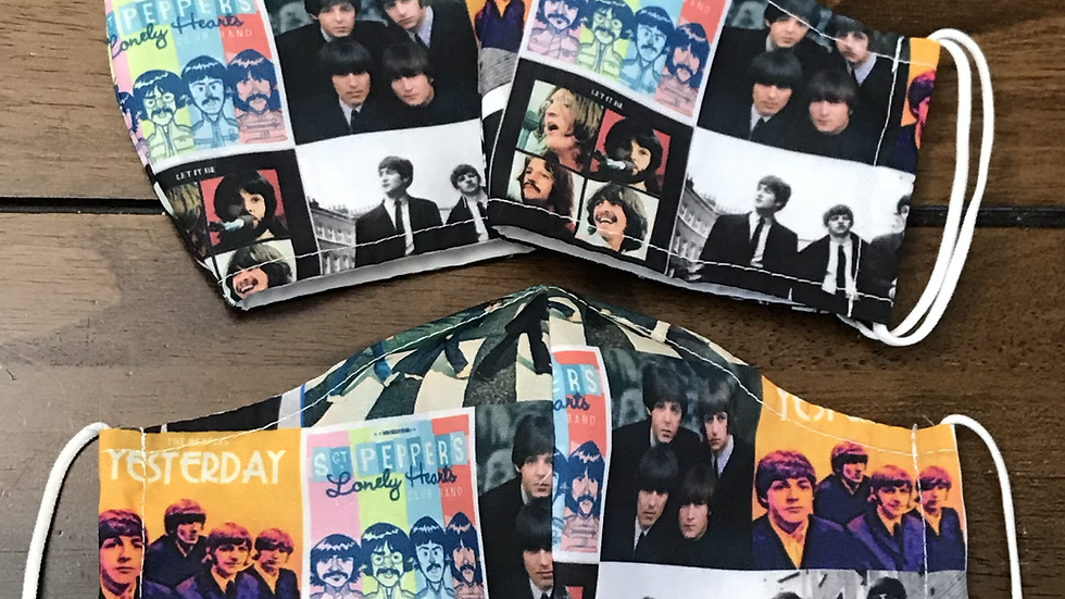 (PREORDER ONLY) Beatles Album Covers