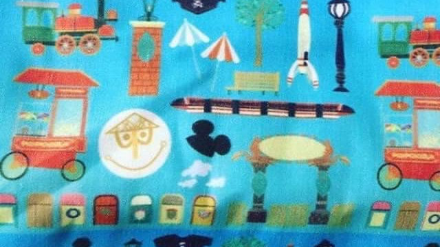Disneyland (Blue)
