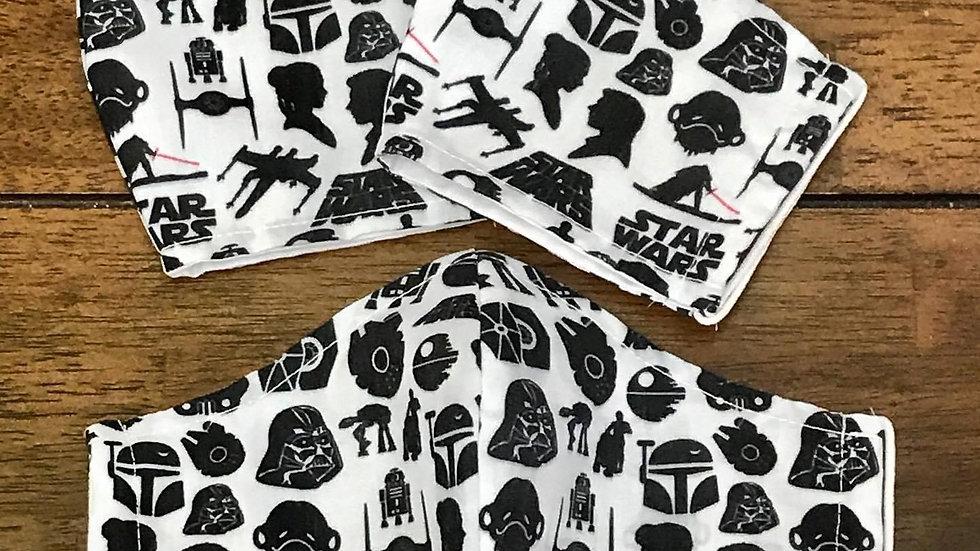 Star Wars (Black & White) (PREORDER ONLY)