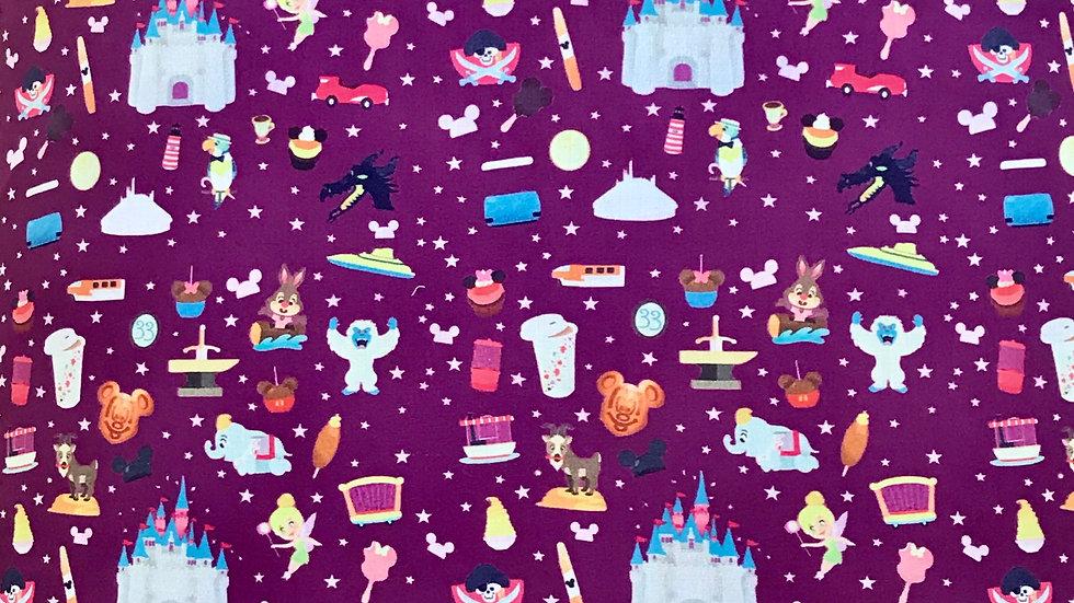 Kingdom of Cute (Purple)
