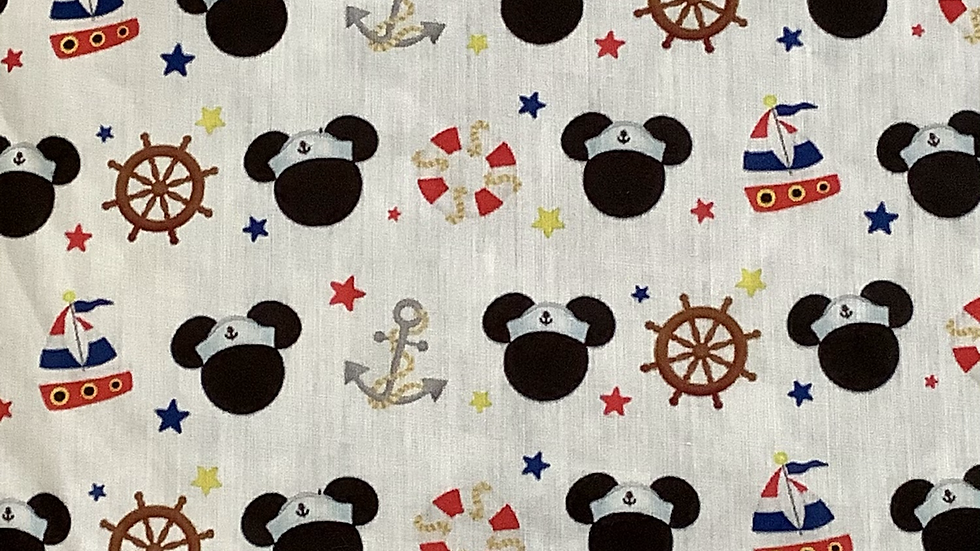 (PREORDER ONLY) Mickey Out to Sea