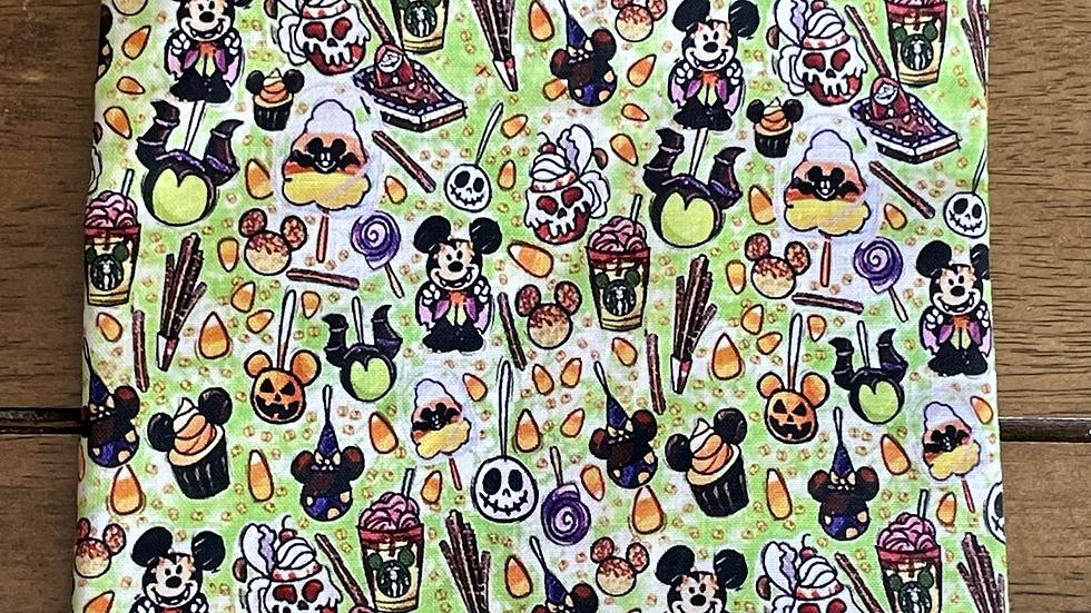 Disney Halloween Treats Zipper Pouch