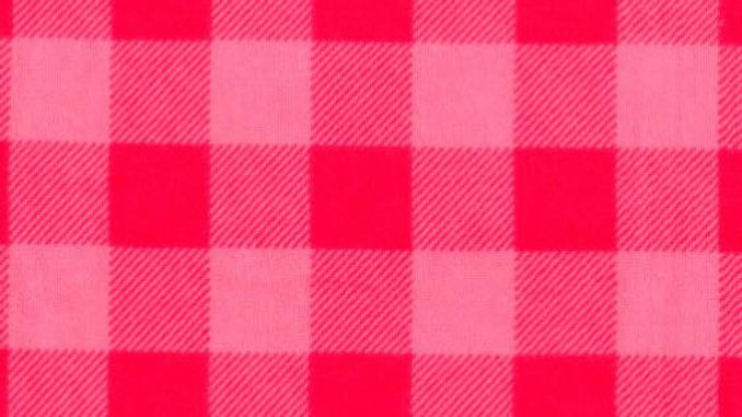 Pink Plaid (Flannel)