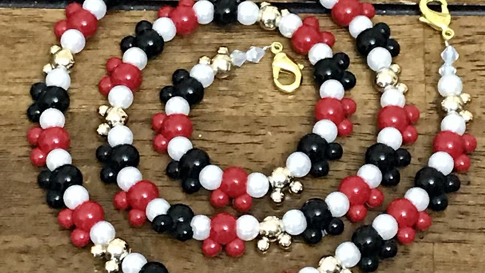 Classy Mickey Mask Chain