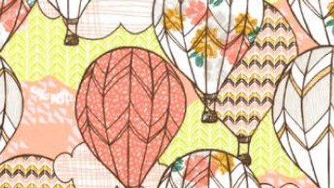 Hot Air Balloon (Flannel)