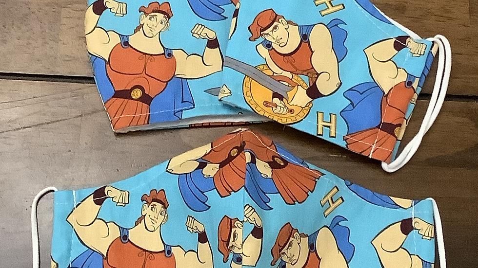 Hercules (Blue)