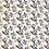 "Thumbnail: Alice in Wonderland Zipper Pouch (8.5""x7.5"")"