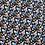 "Thumbnail: (PREORDER ONLY) WDW 50th Anniversary Zipper Pouches (6.5""x6.5"")"