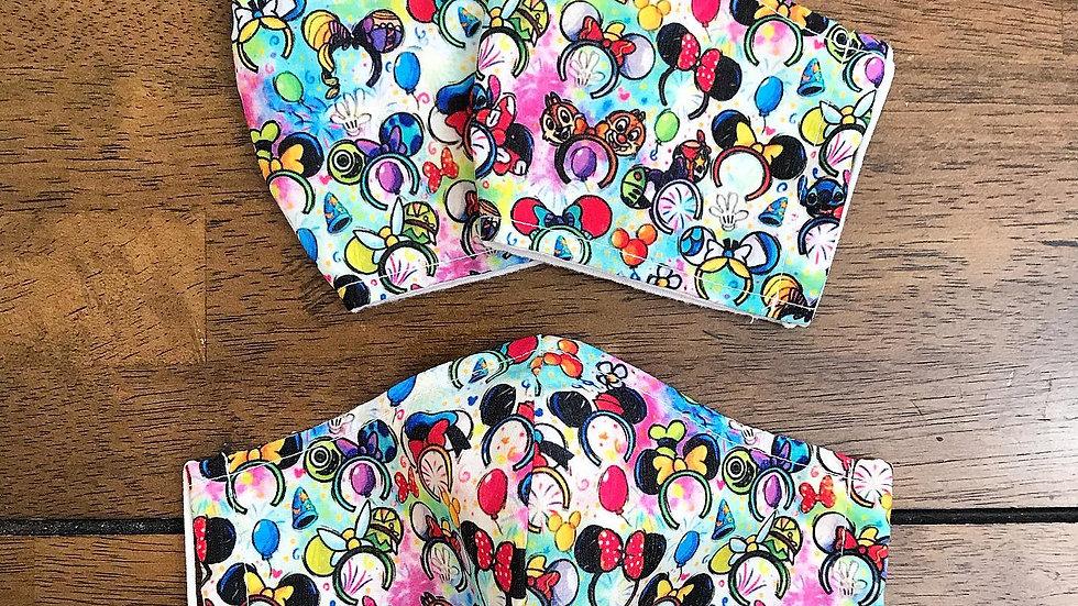 Disney Headbands (Multi Color)