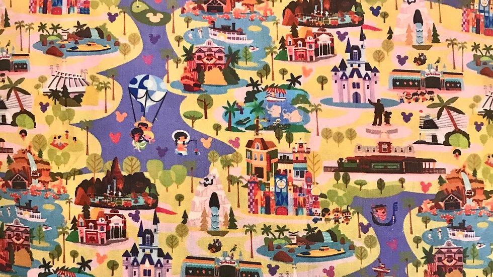 Disneyland Grounds