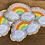Thumbnail: Rainbow Glitter Varsity Patch