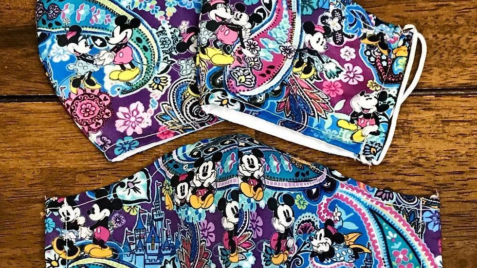 Disney Paisley