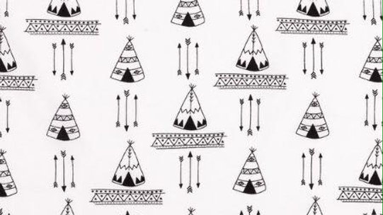 Teepees and Arrows
