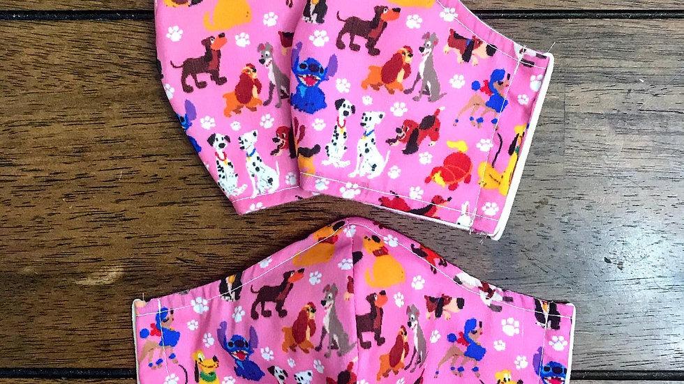 Disney Dogs (Pink)
