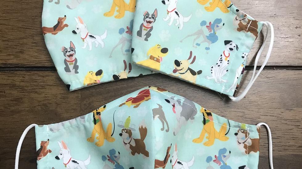 Disney Dogs (Blue)