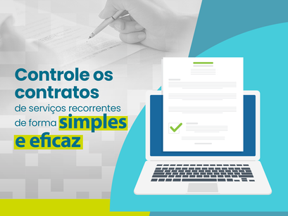 Controle de contratos de forma simples