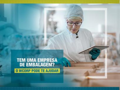 O QUE O WCORP OFERECE DE RECURSO PARA EMPRESAS DE EMBALAGEM.