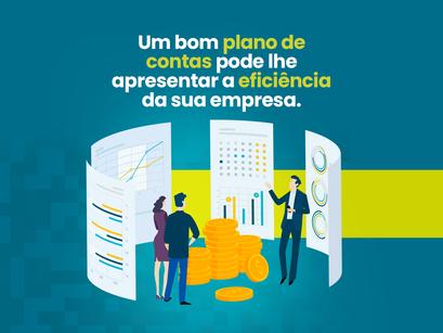 Um bom plano de contas pode lhe apresentar a eficiência da sua empresa