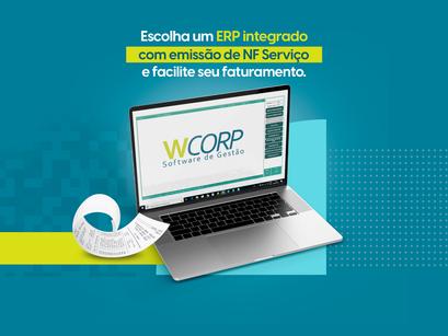 Escolha um ERP integrado com emissão de Nota Fiscal de Serviço